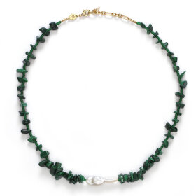Anni Lu - Ines Necklace green