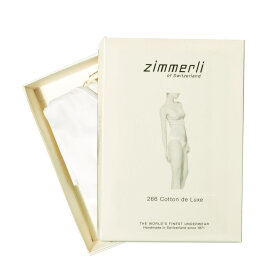 Zimmerli - Cotton de Luxe White
